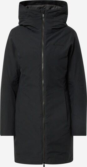VAUDE Jacke ' Wo Annecy' in schwarz, Produktansicht