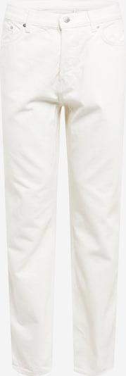 WEEKDAY Jeans 'Space Seven Blue' in de kleur White denim, Productweergave