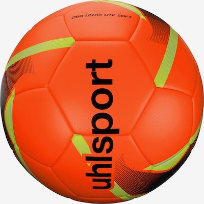 UHLSPORT Ball in orange: Frontalansicht