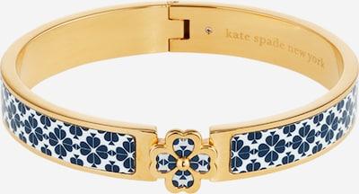 Kate Spade Náramok - námornícka modrá / zlatá / biela, Produkt