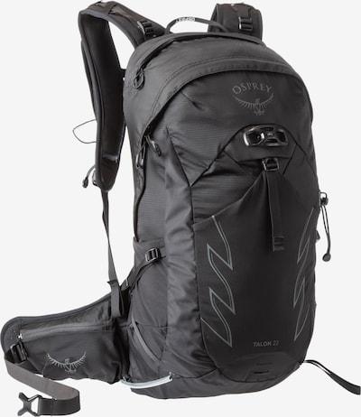 Osprey Sports Backpack 'Talon 22' in Black, Item view