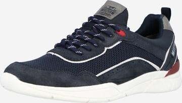 MUSTANG Sneaker in Blau
