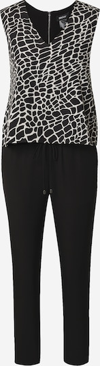 DKNY Jumpsuit in Black / White, Item view