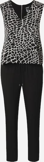 DKNY Jumpsuit i sort / hvid, Produktvisning