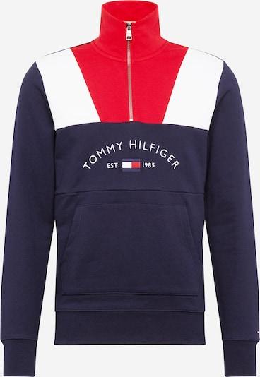 TOMMY HILFIGER Bluzka sportowa w kolorze granatowy / czerwony / białym, Podgląd produktu