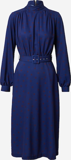 Closet London Haljina u mornarsko plava / hrđavo crvena, Pregled proizvoda