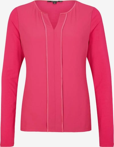 COMMA Shirt in pink, Produktansicht