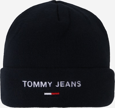 Tommy Jeans Beanie in dark blue, Item view