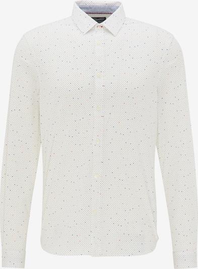 Petrol Industries Overhemd in de kleur Wit, Productweergave