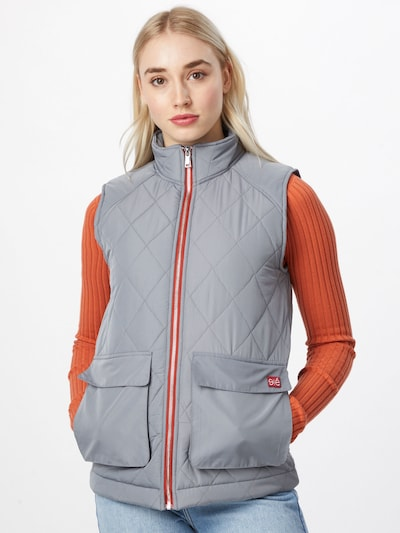 Esmé Studios Vest 'Juliana' in Grey, View model