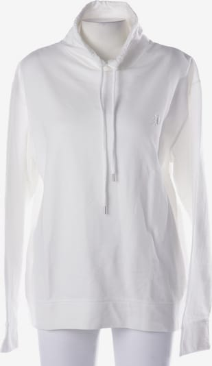 Dondup Sweatshirt & Zip-Up Hoodie in L in White, Item view