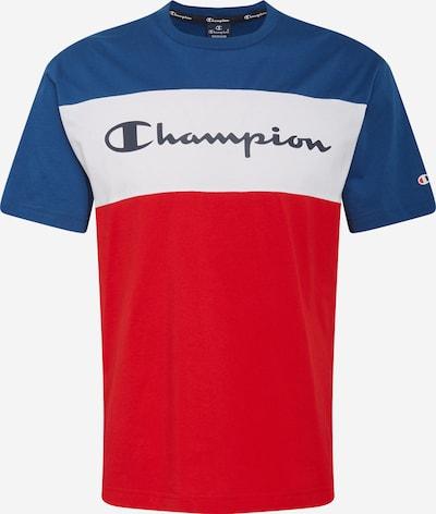 sötétkék / piros / fehér Champion Authentic Athletic Apparel Póló, Termék nézet