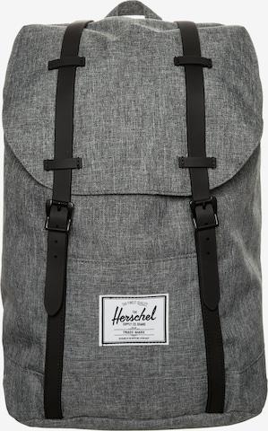 Herschel Backpack 'Retreat' in Grey