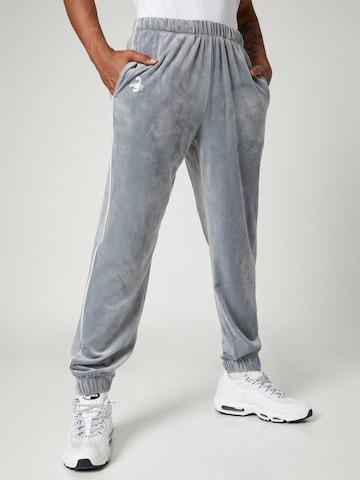 VIERVIER Trousers 'Paul' in Grey