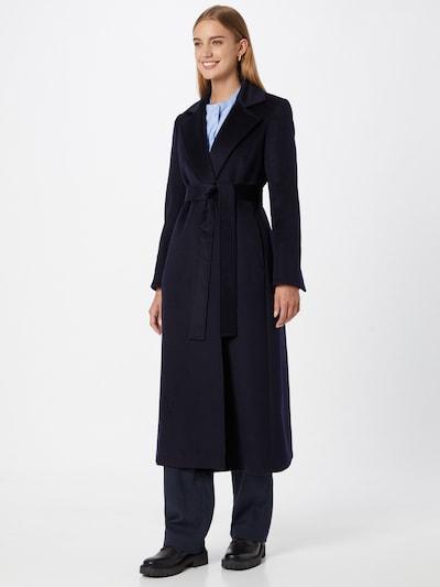 Palton de primăvară-toamnă MAX&Co. pe albastru cobalt, Vizualizare model