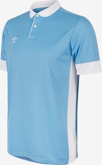 UMBRO Performance Shirt in Light blue / White, Item view