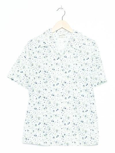 Sommermann Blumenbluse in XXL in weiß, Produktansicht