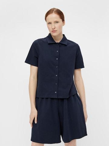 OBJECT Bluse 'DARYA' in Blau