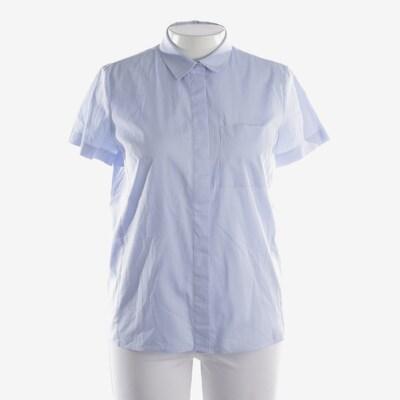 Victoria Beckham Blusenshirt in L in hellblau, Produktansicht
