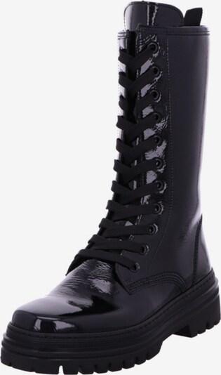 GABOR Schnürstiefel in schwarz, Produktansicht