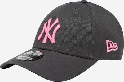 NEW ERA Cap '9FORTY' in anthrazit / pink, Produktansicht
