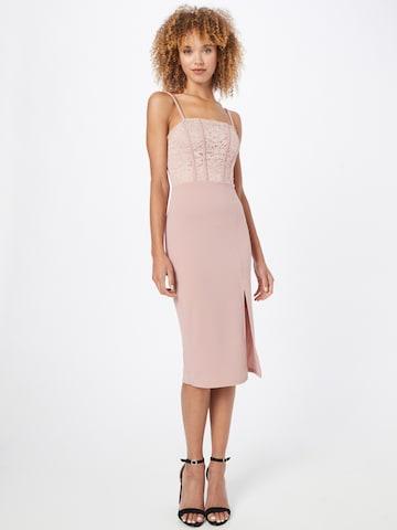 WAL G. Cocktailklänning 'LIZZY' i rosa