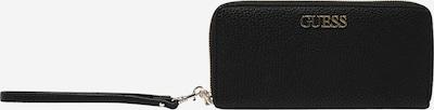 GUESS Portemonnaie 'Alby' in schwarz, Produktansicht