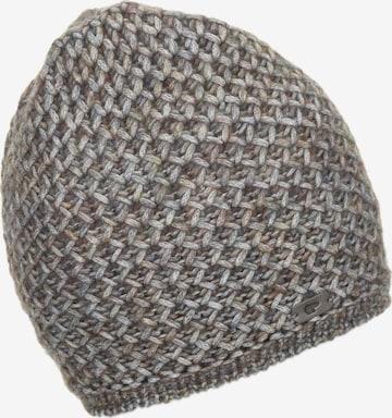 Eisbär Beanie 'Tula OS MÜ' in Grey