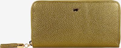 Braun Büffel Geldbörse 'ALESSIA' in gold, Produktansicht