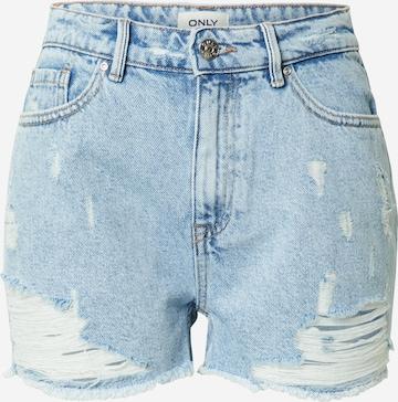 ONLY Jeans 'FINE' i blå