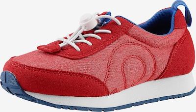 Reima Sneaker 'ELEGE' in rot / rotmeliert, Produktansicht