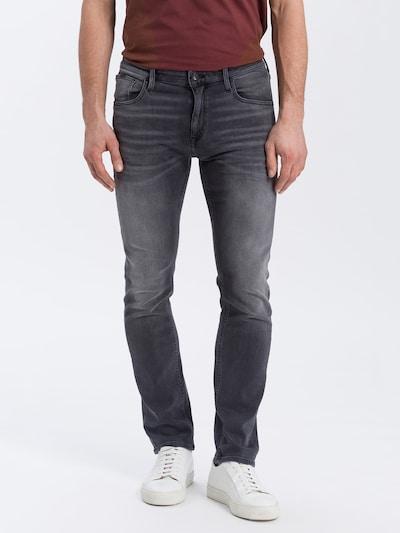 Cross Jeans Jeans ' Damien ' in hellgrau, Modelansicht