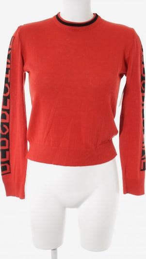 Light Before Dark Sweater & Cardigan in XS in Red / Black, Item view
