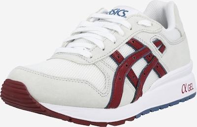 ASICS SportStyle Nízke tenisky - sivá / krvavo červená / biela, Produkt