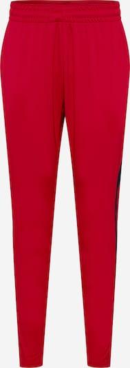 Jordan Športové nohavice - červená / čierna, Produkt