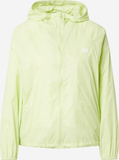 LEVI'S Jacke 'Lina' in kiwi / weiß, Produktansicht