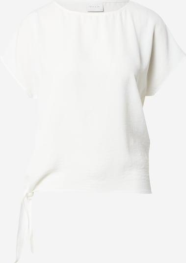 VILA T-shirt oversize 'VISURASHA' en blanc, Vue avec produit
