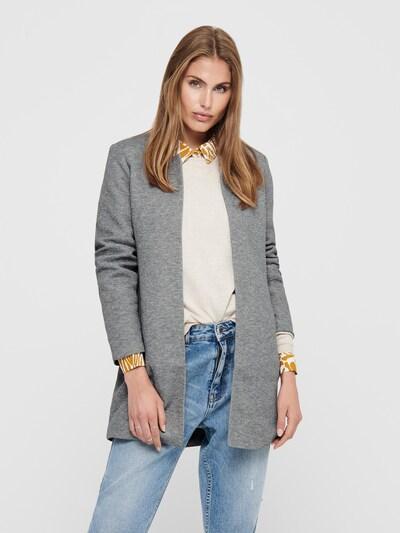 ONLY Blazer 'SOHO' in grau, Modelansicht