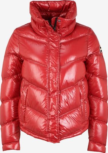 Colmar Daunenjacke mit Stehkragen in rot, Produktansicht