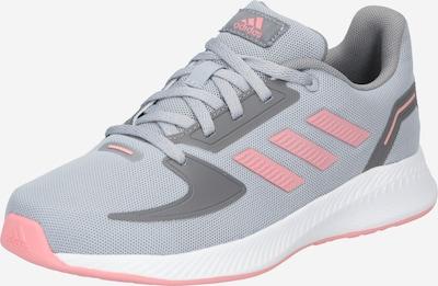 ADIDAS PERFORMANCE Sportschoen 'Runfalcon 2.0' in de kleur Grijs / Rosa, Productweergave