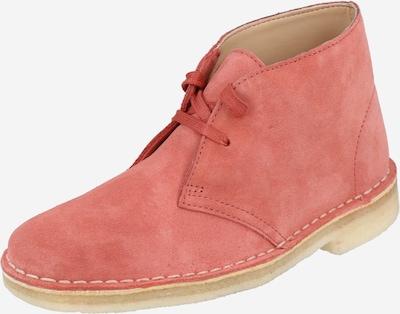 Scarpa stringata 'Desert' Clarks Originals di colore rosa antico, Visualizzazione prodotti