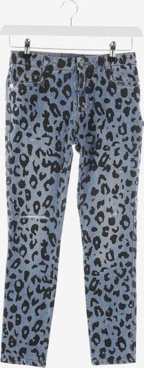 Ermanno Scervino Jeans in 26 in hellblau / schwarz, Produktansicht