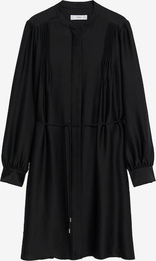 Rochie tip bluză 'Albani' MANGO pe negru, Vizualizare produs
