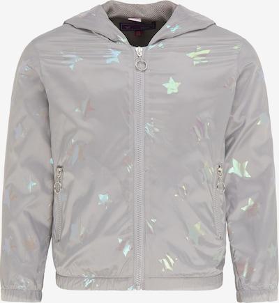 myMo KIDS Jacke in grau / mischfarben, Produktansicht
