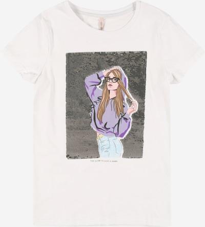 KIDS ONLY Koszulka 'CARO' w kolorze mieszane kolory / białym, Podgląd produktu