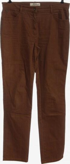 Brax feel good Straight-Leg Jeans in 32-33 in braun, Produktansicht
