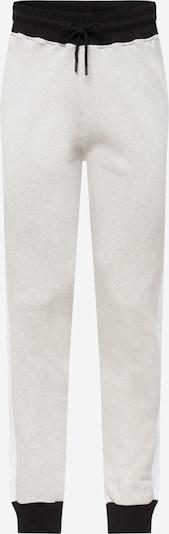 NU-IN Hose in grau / schwarz / weiß, Produktansicht