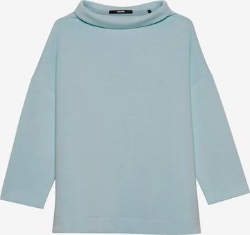 Bluză de molton 'Ujonna' de la Someday pe albastru