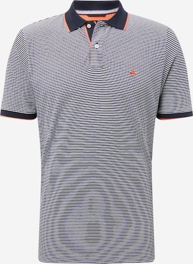 FYNCH-HATTON Тениска 'Maritime' в нейви синьо / корал / бяло, Преглед на продукта