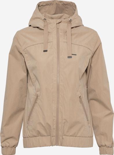 mazine Jacket ' Shelby ' in beige, Produktansicht